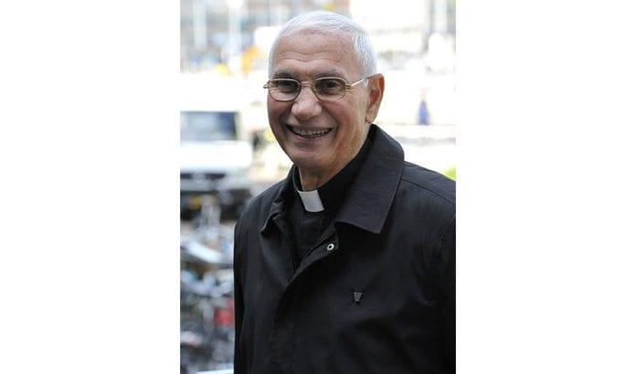 Sabeel-grunnlegger og leder Naim Ateek. (Foto: via orucc.org)