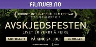 Den israelske filmen Avskjedsfesten (Skjermdump fra Filmweb)