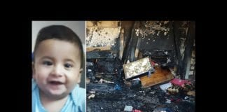 Ali Dawbsheh ble drept i terrorbrannen. (Foto via ynetnews.com)