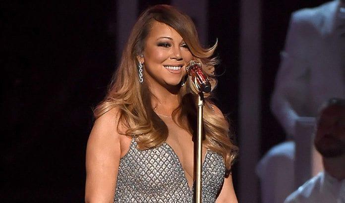 Mariah Carey. (Foto: Ethan Miller/Getty Images via ABC)