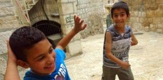 Palestinske barn blir opplært til å se for seg en framtid uten Israel. (Illustrasjonsfoto: Amre, flickr)