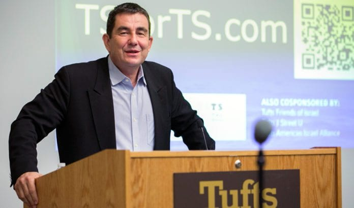Ari Shavit. (Foto: Tufts Hillel)