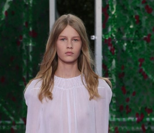 Sofia Mechetner (Foto: Dior)