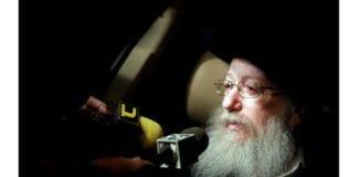 Helseminister Ya'akov Litzman. (Foto: Uri Lenz, Flash90)