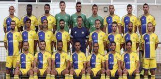 Lagbilde Maccabi Tel Aviv (Foto: Klubbens hjemmeside)
