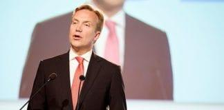 Utenriksminister Børge Brende. (Foto: Espen Røst, UD, flickr)