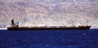 Oljetanker i Rødehavet sør for Eilat. (Illustrasjonsfoto: fabcom, flickr)