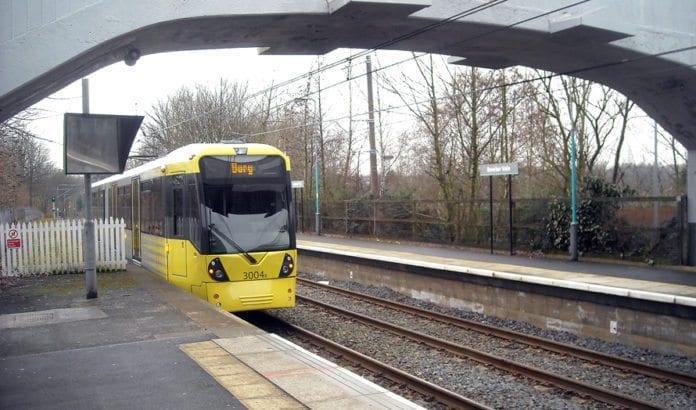 T-bane stasjonen Bowker Vale hvor det antisemittiske angrepet fant sted. (Foto: Mikey, flickr)