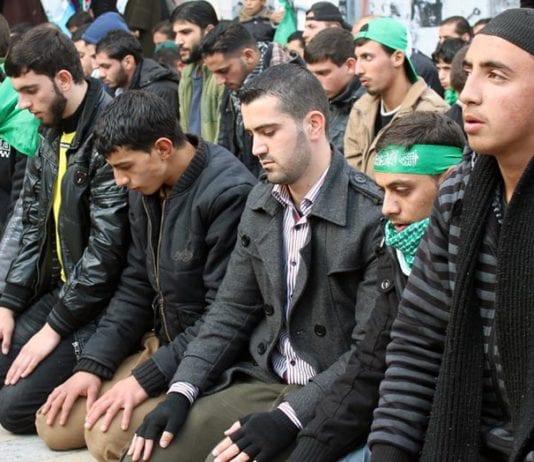 Hamas-medlemmer på Vestbredden. (Illustrasjonsfoto: Lodgaard / Flickr.com / CC)