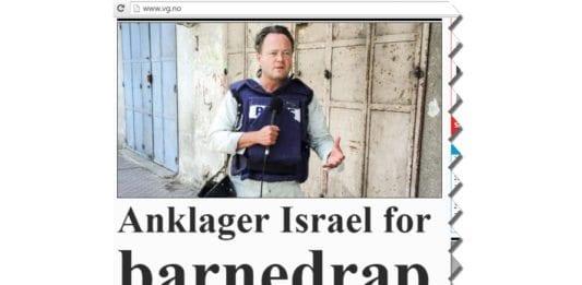 Skjermdump fra VG Nett 8. oktober 2015.