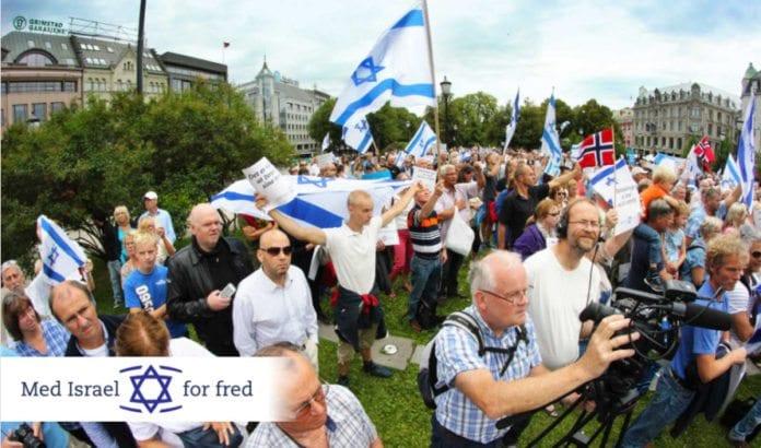 Bli Fast for Israel! og du gir MIFF mulighet til å trappe opp vårt arbeid for Israels sak.