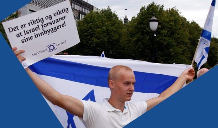 Kom til støttemarkering for Israel i Tønsberg lørdag 7. november 2015!