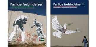 Farlige forbindelser fra 2012 og 2015.
