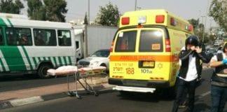 Ambulanse ved et av de mange terror-åstedene fra den senere tiden. (Illustrasjonsfoto: Magen David Adom)