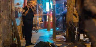 14. oktober angrep en ung palestiner en 70 år gammel israelsk kvinne med kniv like ved sentralbuss-stasjonen i Jerusalem. - Det er ondskap, skriver Bret Stephens. (Foto: Flash90)