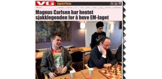 Skjermdump fra VG 10. november 2015.