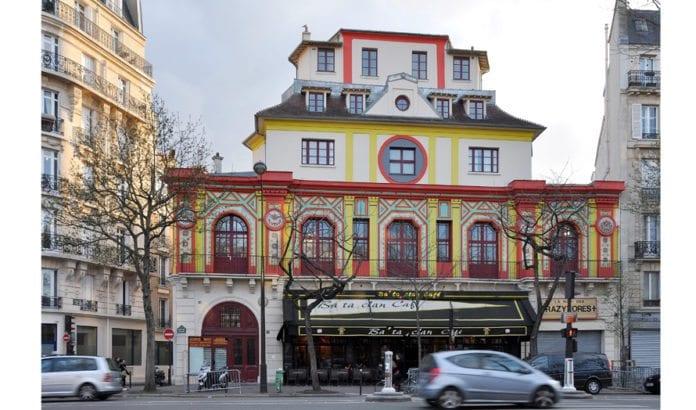 Konsertstedet Bataclan i Paris. (Arkivfoto: Wikimedia Commons)