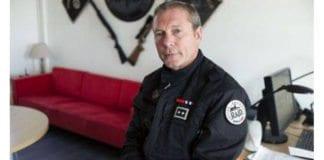 Jean-Michel Fauvergue er sjef for de franske elitestyrkene RAID. (Foto: le.raid.free.fr)