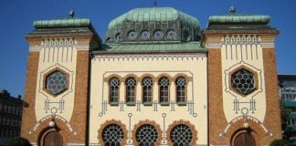 Synagogen i Malmö. (Illustrasjonsfoto: Wikimedia Commons)