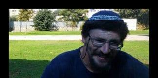 Genadi Kaufman (40) døde onsdag 30. desember av skadene han fikk i et knivangrep 7. desember. (Foto: Privat via Times of Israel)