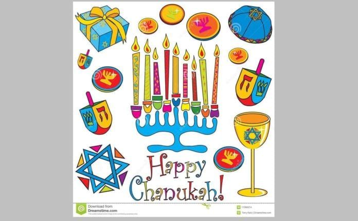 Happy Hanukkah (Foto: Terry Katz/Dreamstime.com)