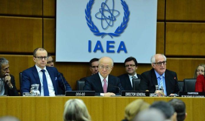 FNs internasjonale atomenergibyrå vedtok på styremøte 15. desember å avslutte granskningen av Irans atomprogram etter 12 år. (Foto: IAEA)
