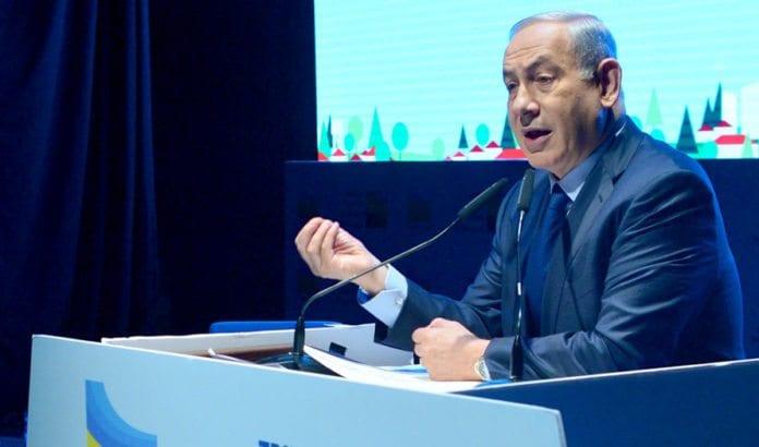 Netanyahu bekreftet at Israel opererer i Syria
