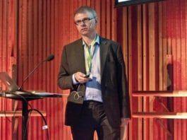 NTBs Ole Kristian Bjellaanes. (Foto: Nordiske Mediedager / Flickr.com / CC)