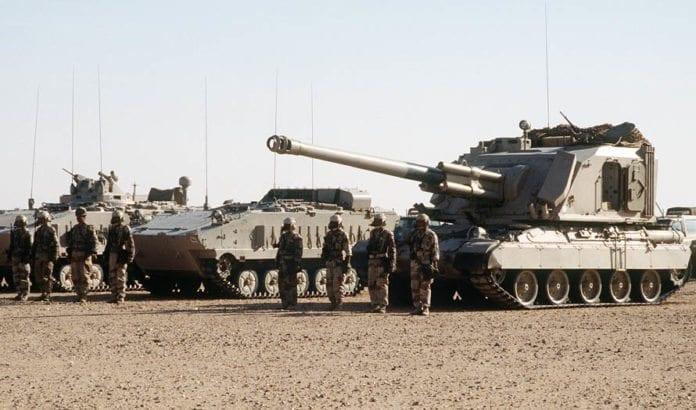 Saudiarabiske militærstyrker. (Illustrasjonsfoto: Wikimedia Commons)