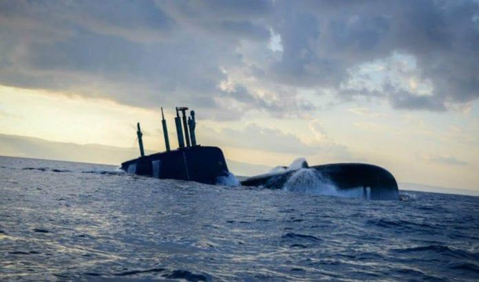 Israelsk ubåt. (Illustrasjonsfoto: IDF / Flickr.com)
