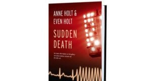 Sudden death av Anne Holt og Even Holt.