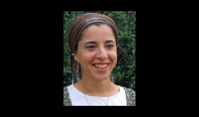 Dafna Meir (38) ble knivdrept i sitt hjem på Vestbredden søndag 17 januar 2016. (Foto: Privat)