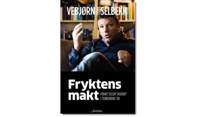 Vebjørn Selbekk er aktuell med den nye boken «Fryktens makt – Frihet eller taushet i terrorens tid».