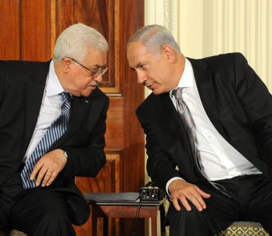 Mahmoud Abbas og Benjamin Netanyahu i 2010. (Foto: GPO)