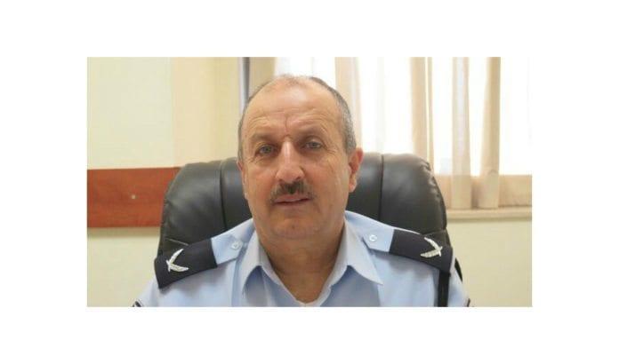 Jamal Hakrush er påtroppende avdelingsdirektør i det israelske politiet. (Foto: Politiet)
