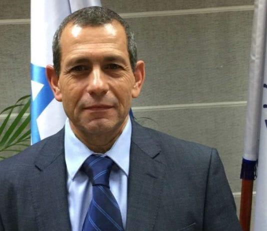 Nadav Argaman er sjef for Shin Bet. (Foto: Shin Bet)