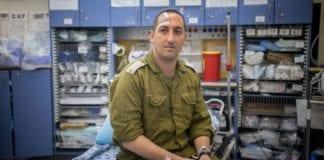 Fembarnsfaren Roy Harel ble angrepet av palestinske terrorister i sitt eget hjem onsdag 2. mars. (Foto: Flash90)