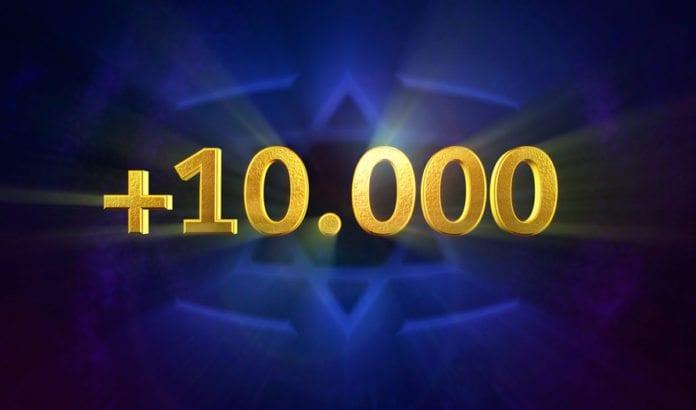 4. mars 2016 passerte Med Israel for fred (MIFF) 10.000 medlemmer.