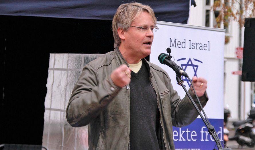 Bengt-Ove Nordgård i MIFF Kristiansand: Hvorfor støtte Israel?