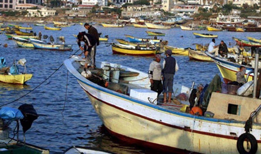 Fiskebåter ved havnen i Gaza by. (Illustrasjonsfoto: Proisraeli / Flickr.com / CC)