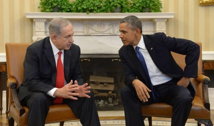 Israels statsminister Benjamin Netanyahu håper USAs president Barack Obama innvilger en økning i støtten til det israelske forsvaret. (Foto: PMO / Flickr.com / CC)