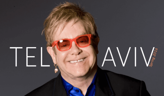 Elton John (Foto: Happytlv)