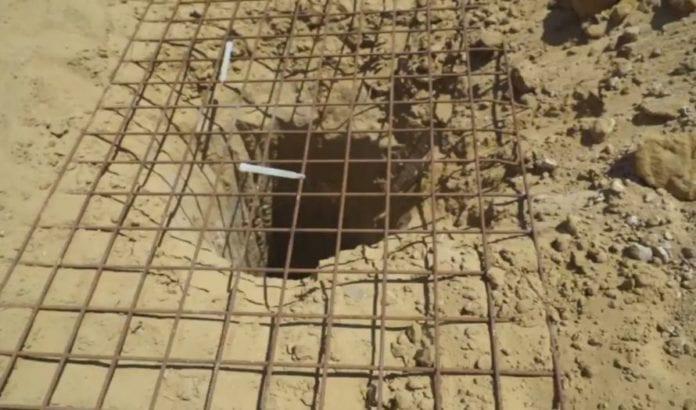 Tunnel nummer to på tre uker (Foto: IDF)