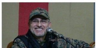 Mustafa Amine Badreddine. (Foto: Hizbollahs pressekontor via Reuters)