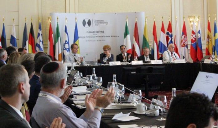 IHRA vedtar arbeidsdefinisjonen på antisemittisme. (Foto: holocaustremembrance.com)