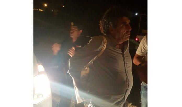 Fredsaktivist og journalist Meron Rappaport var blant de ni israelerne som unnslapp lynsjing da de tok seg inn i Ramallah onsdag kveld. (Foto: Twitterkontoen News10)