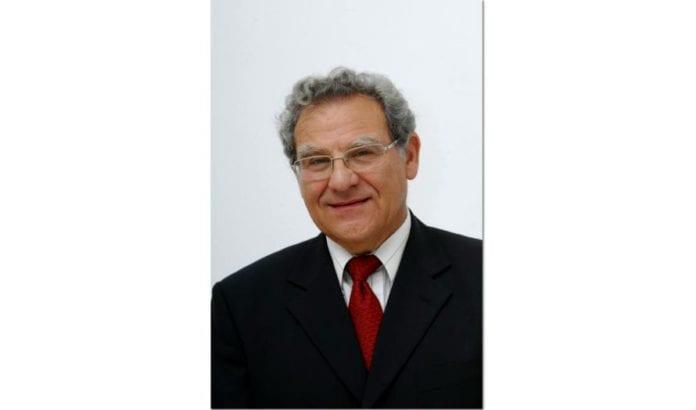Professor Efraim Inbar (Foto: BESA)