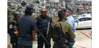 Åstedet for knivangrepet 18. juli 2016. (Foto:Gush Etzion Regional Council)
