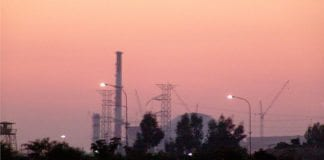 Atomanlegget i Bushehr, Iran. (Foto: Babak Fakhamzadeh / Flickr.com / CC)