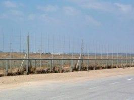Grensegjerdet mellom Israel og Gaza. (Illustrasjonsfoto: Wikimedia Commons)